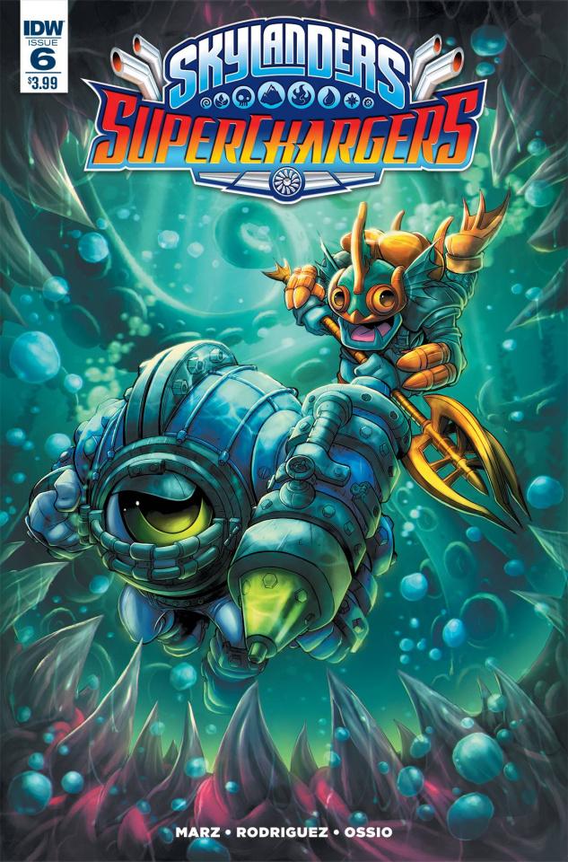 Skylanders: Superchargers #6
