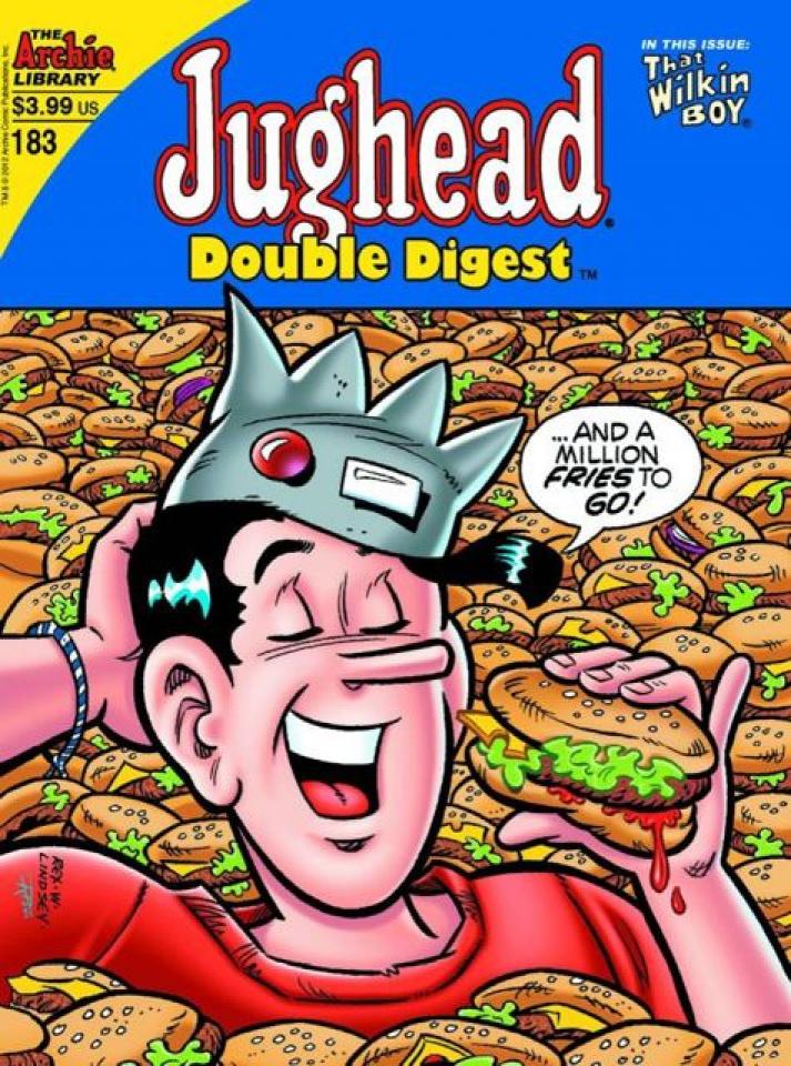 Jughead Double Digest #183