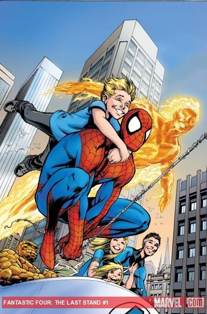 Fantastic Four: The Last Stand #1