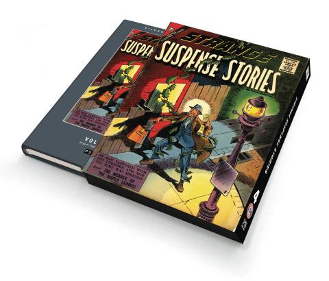 Strange Suspense Stories Vol. 4 (Slipcase Edition)