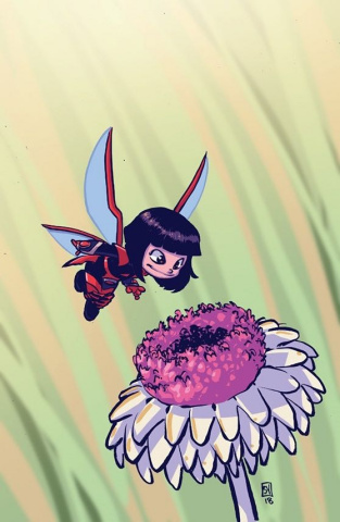 The Unstoppable Wasp #1 (Young Cover)