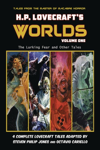 H.P. Lovecraft's Worlds Vol. 1: The Lurking Fear and Other