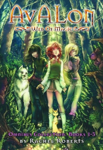 Avalon: Web of Magic Omnibus Vol. 1