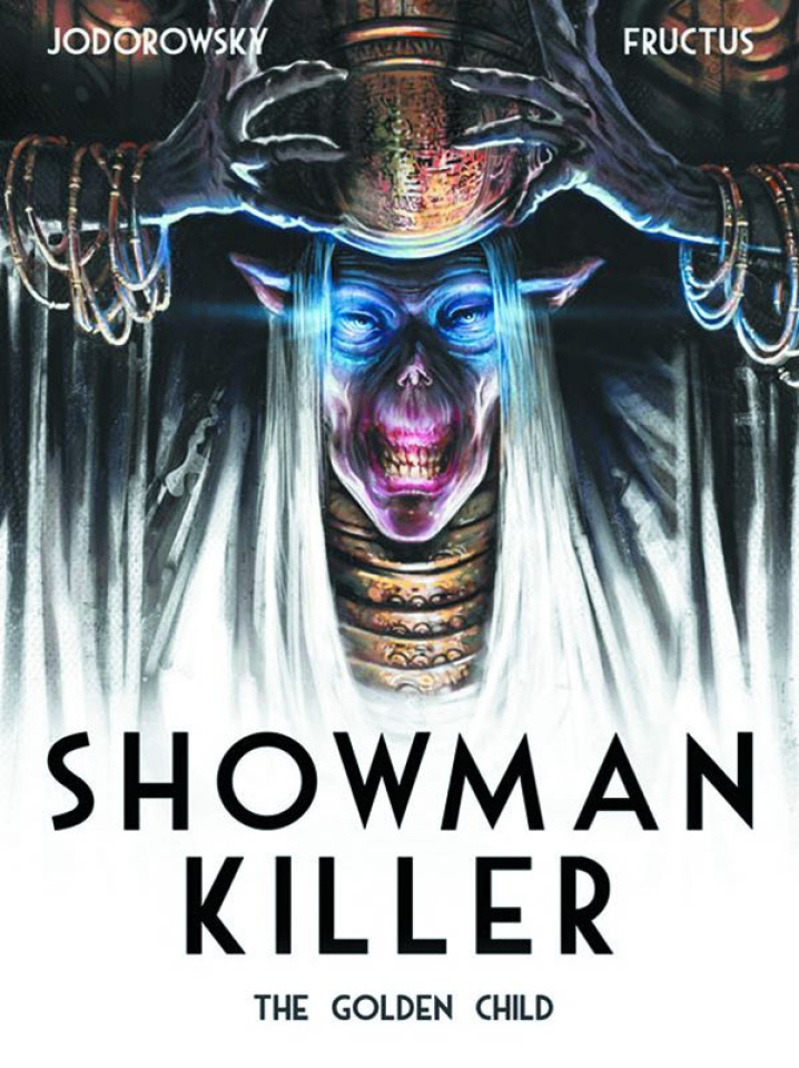 Showman Killer Vol. 2: The Golden Child
