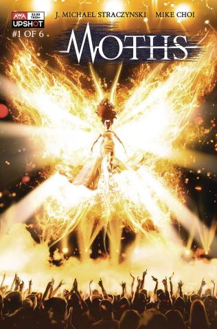 Moths #1 (Andrews Cover)