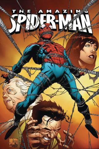 The Amazing Spider-Man by Straczynski Vol. 2 (Omnibus Quesada Cover)