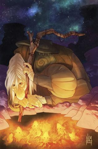 The Power of the Dark Crystal #3