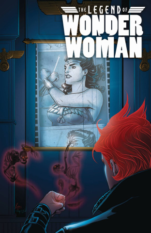 The Legend of Wonder Woman #7