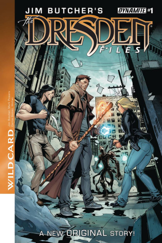 The Dresden Files: Wild Card #1
