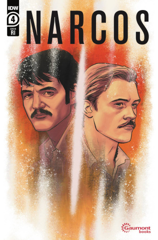 Narcos #4 (10 Copy Gorham Cover)