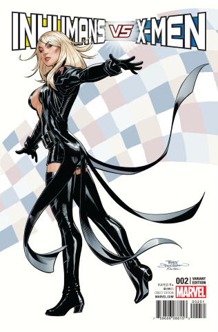 IvX #2 (Dodson X-Men Cover)