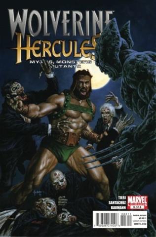 Wolverine/Hercules: Myths, Monsters & Mutants #3