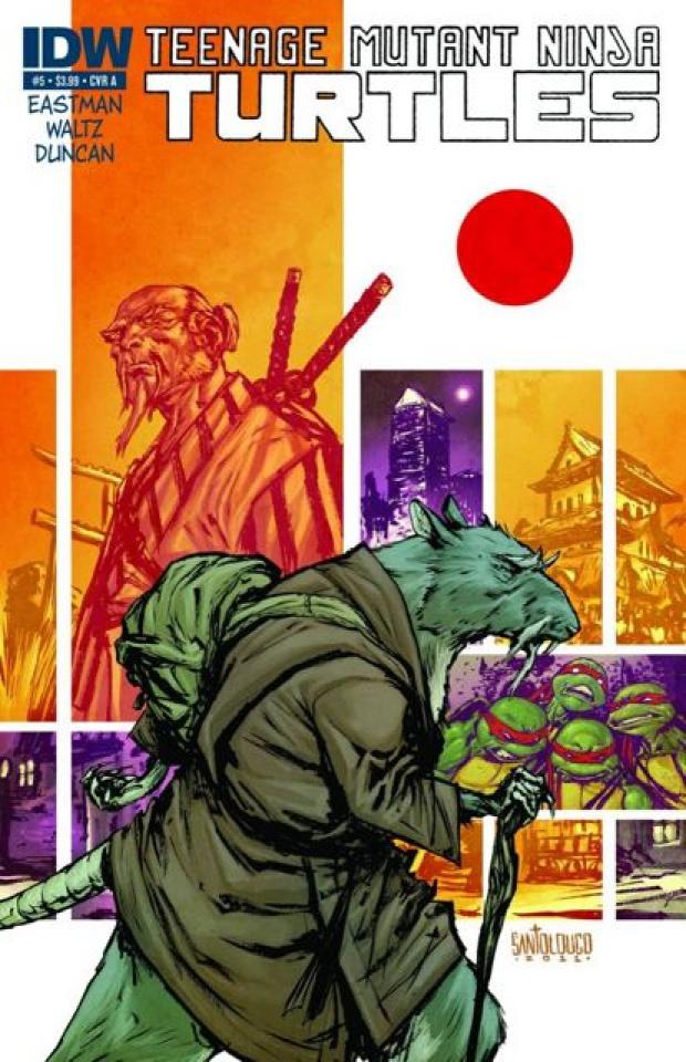 Teenage Mutant Ninja Turtles #5