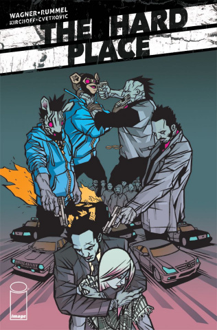 The Hard Place #3 (Rummel Cover)