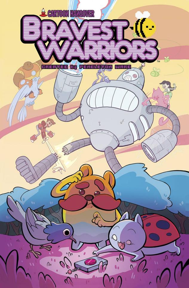 Bravest Warriors #24