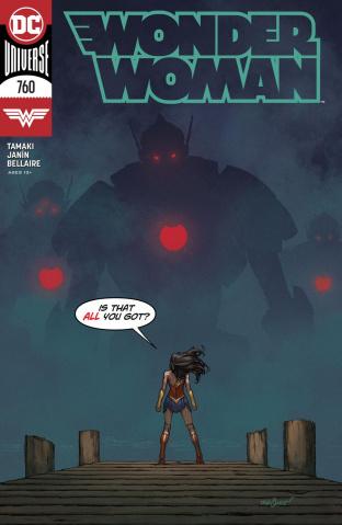 Wonder Woman #760 (David Marquez Cover)