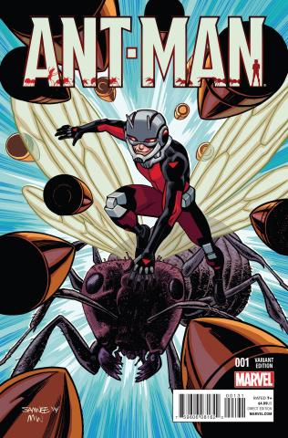 Ant-Man #1 (Samnee Cover)