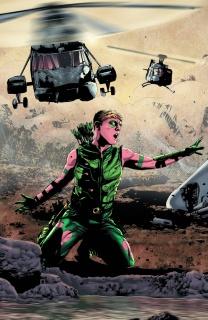 Green Arrow #19