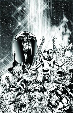 Red Lanterns #20 (Variant Cover)