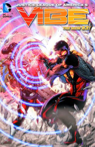 Justice League of America's Vibe Vol. 1: The Breach