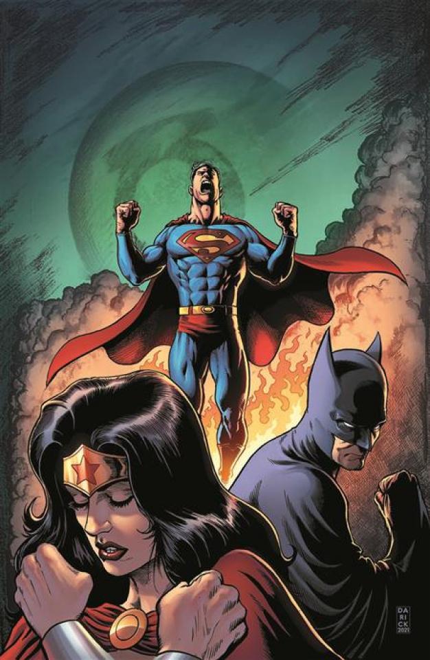 Justice League: Last Ride #1 (Darick Robertson Cover)