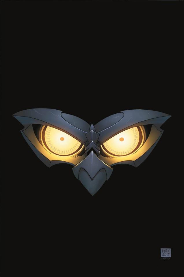 Squadron Supreme #2 (Kirk Cover)