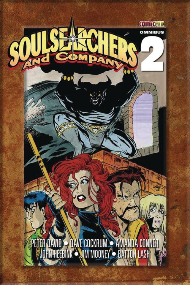 Soulsearchers and Company Vol. 2 (Omnibus)