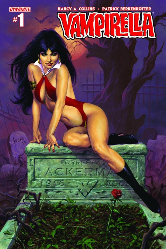 New Vampirella #1 (Jusko Cover)