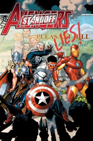 Avengers Standoff: Assault On Pleasant Hill - Alpha #1