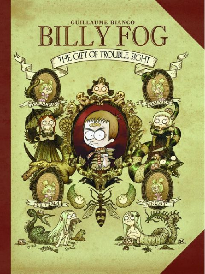 Billy Fog: The Gift of Trouble Sight