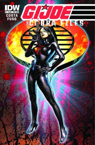 G.I. Joe: The Cobra Files #1 (Subscription Cover)