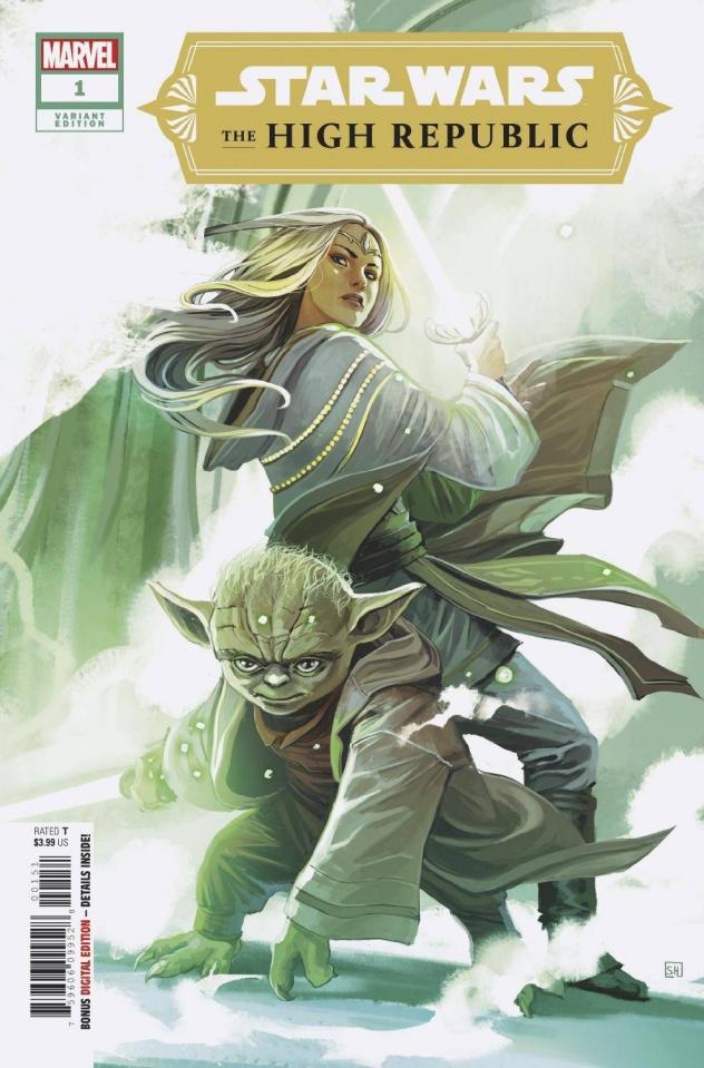 Star Wars: The High Republic #1 (Hans Cover)