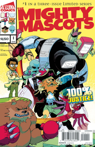 The Mighty Mascots #1