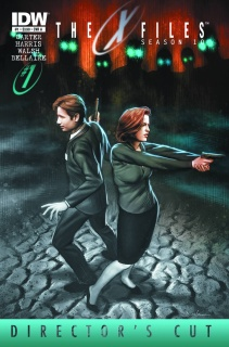 The X-Files, Season 10 #1 (Director's Cut)