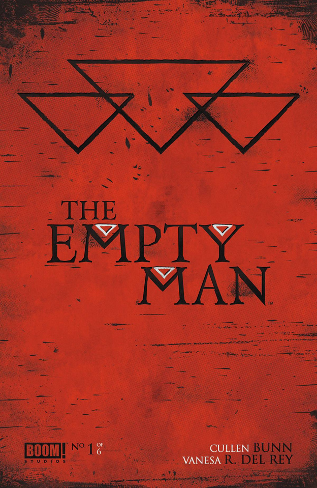 The Empty Man #1 (2nd Printing)