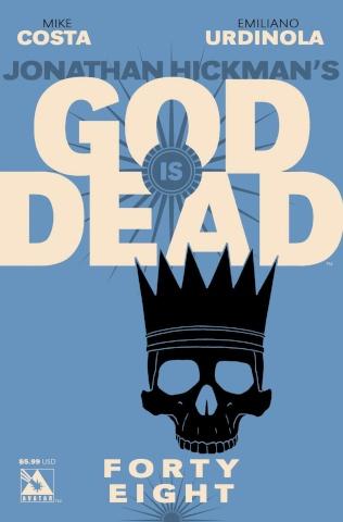 God Is Dead #48