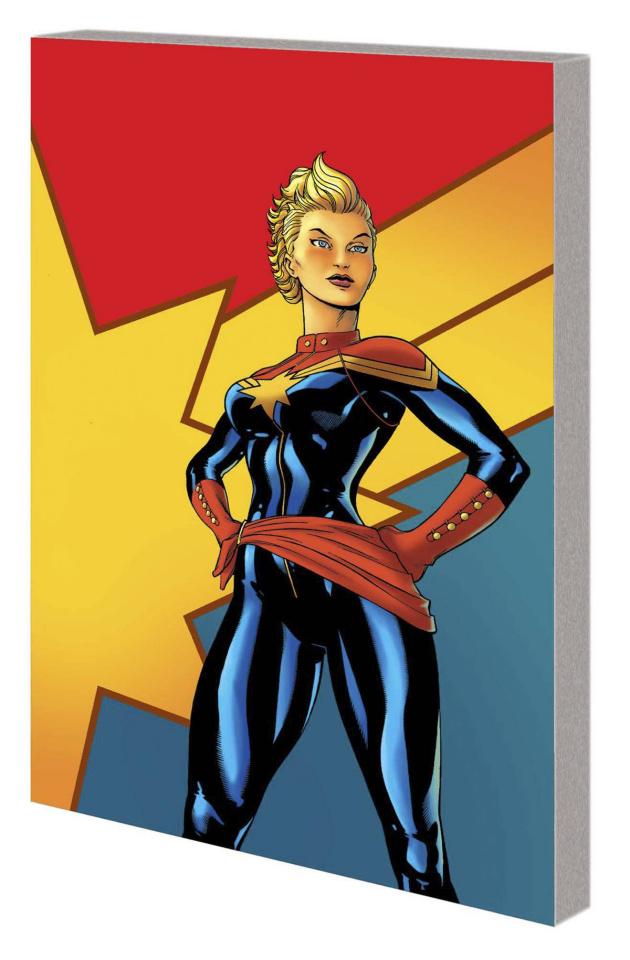Captain Marvel Vol. 1: In Pursuit of Flight