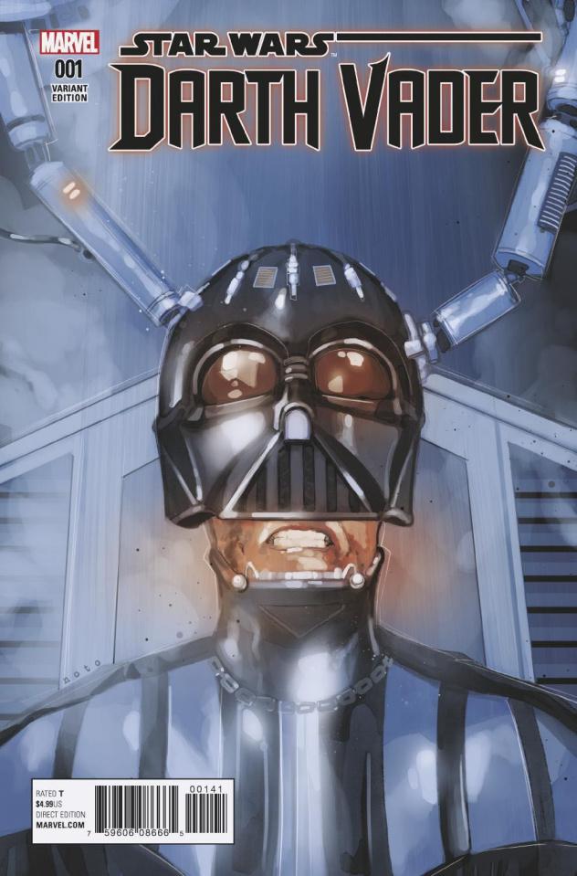 Star Wars: Darth Vader #1 (Noto Era Cover)