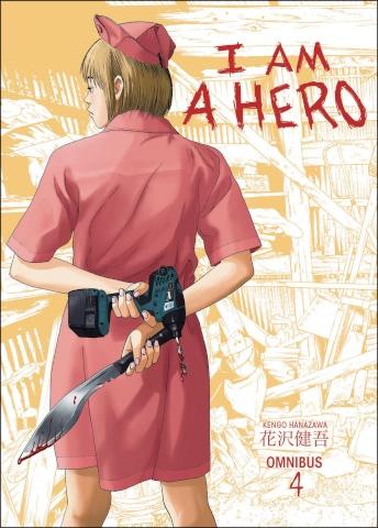 I am a Hero Vol. 4 (Omnibus)