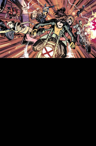 Marvel Knights: X-Men #5