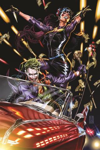 The Joker #1 (Team Mark Brooks Cover)