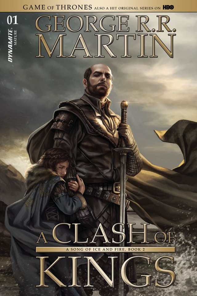 A Game of Thrones: A Clash of Kings #1 (50 Copy Cover)