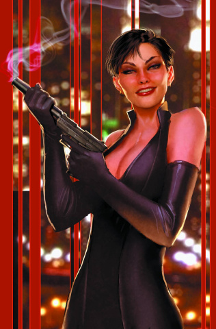 The Hit List #4 (Sejic Cover)