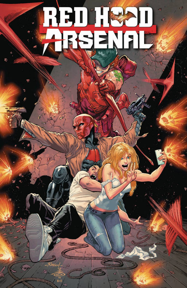 Red Hood / Arsenal #13