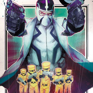 Giant Size X-Men: Fantomex #1
