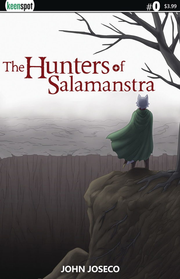 The Hunters of Salamanstra #0 (Joseco Cover)