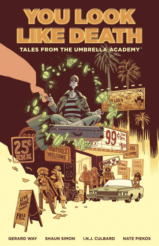 Tales from the Umbrella Academy Vol. 1: You Look Like Death