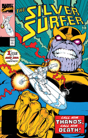 Rebirth of Thanos #1 (True Believers)