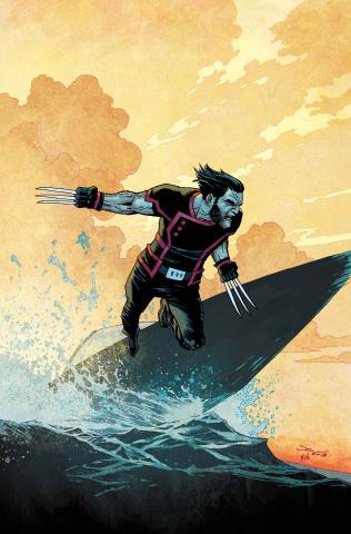 Return of Wolverine #2 (Shalvey Cover)