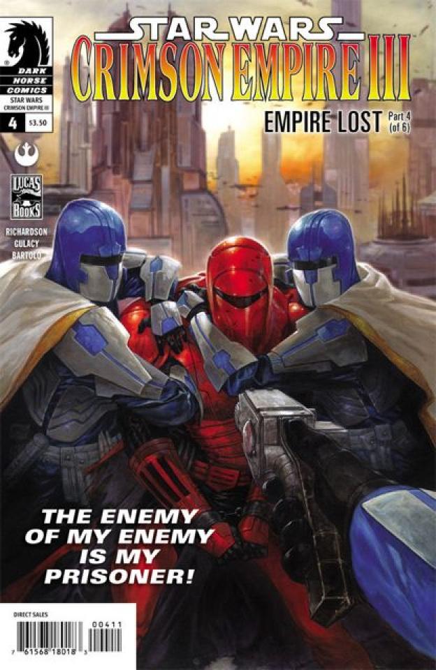 Star Wars: Crimson Empire III - Empire Lost #4